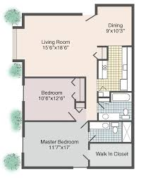rates u0026 floor plans rivard apts