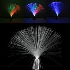 Home Decor Ebay by Led Multi Colour Changing Fibre Optic Fountain Night Party Light