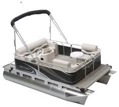 Rear Bench Seat For Boat Compact Pontoon Boats Columbia Marine Connecticut