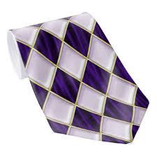 mardi gras tie diamond ties zazzle