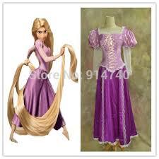 Halloween Princess Costumes 2015 Beautiful Rapunzel Costume Princess Dress Cosplay