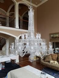 chandelier restoration manhattan ny expert lighting inc
