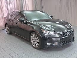 2014 used lexus gs 350 2014 lexus gs 350 sedan for sale in akron oh 23 993 on
