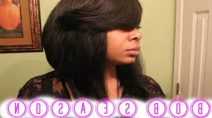 black hair swoop bang swoop bang bob hairstyles hairstyles by unixcode