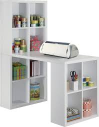 desk storage ideas craft desk with storage ikea best home furniture design