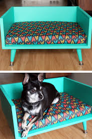 Diy Dog Bed 15 Diy Pet Beds That Actually Fit In With Your Decor Brit Co