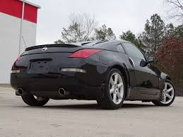 nissan 350z fuel consumption 2003 used nissan 350z 2dr coupe touring manual trans at one and