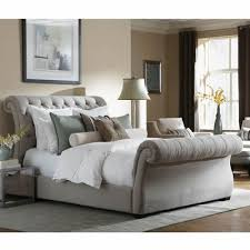 King Sleigh Bed Jonathan Louis Furniture Beds Malena 708 King Sleigh Bed King