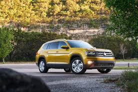 volkswagen atlas sel interior 2018 volkswagen atlas sel premium first drive review automobile