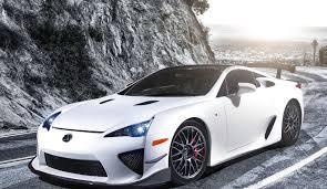 lexus lfa hd cool car white lexus lfa by carpichd car pic hd wallpapers