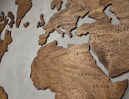 25 best wooden world map images on timber walls