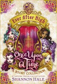 once upon a time a story collection by shannon hale