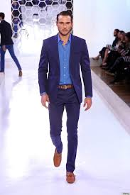 19 best indigo blue suits images on pinterest blue suits indigo