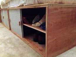 Instructables Platform Bed - box bed 5 steps with pictures