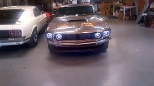 1969 Mustang Fastback Black 1969 Ford Mustang Classics For Sale Classics On Autotrader