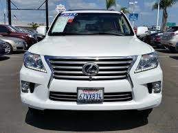 lexus extended warranty contact number 2013 used lexus lx 570 570 at bmw of san diego serving san diego