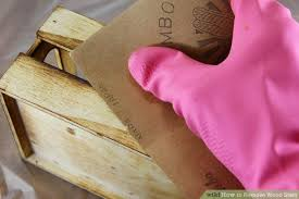 How To Remove Wood Stains by How To Remove Wood Stain 13 Steps With Pictures Wikihow