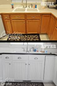 Best  Update Kitchen Cabinets Ideas On Pinterest Painting - Diy kitchen cabinet refinishing
