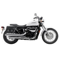 honda 750 honda 750 shadow rs motorcycle saddlebags small thor series leather