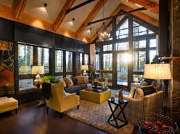 cabin home designs cabin living room decor home design ideas