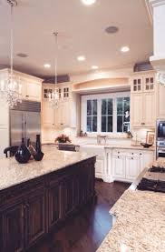 kitchen cabinets two tone kitchen cabinetsa concept still in