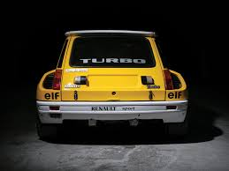 renault rally 1980 renault 5 turbo