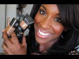 best foundations for women of color youtube