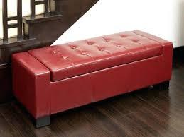 Ikea Storage Ottoman Bench Ottoman Bench With Storage Leather Ikea Doozo Info
