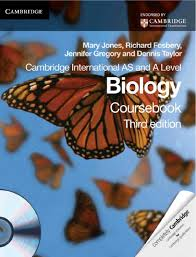 cambridge international as and a level biology coursebook third