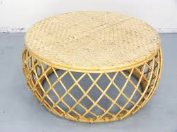 rattan coffee table outdoor round rattan coffee table creative rattan coffee table design