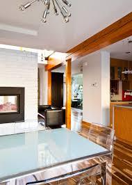 skylight add natural light into a modern house canada