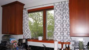 kitchen curtains and valances ideas kitchen modern kitchen curtains styles and valances