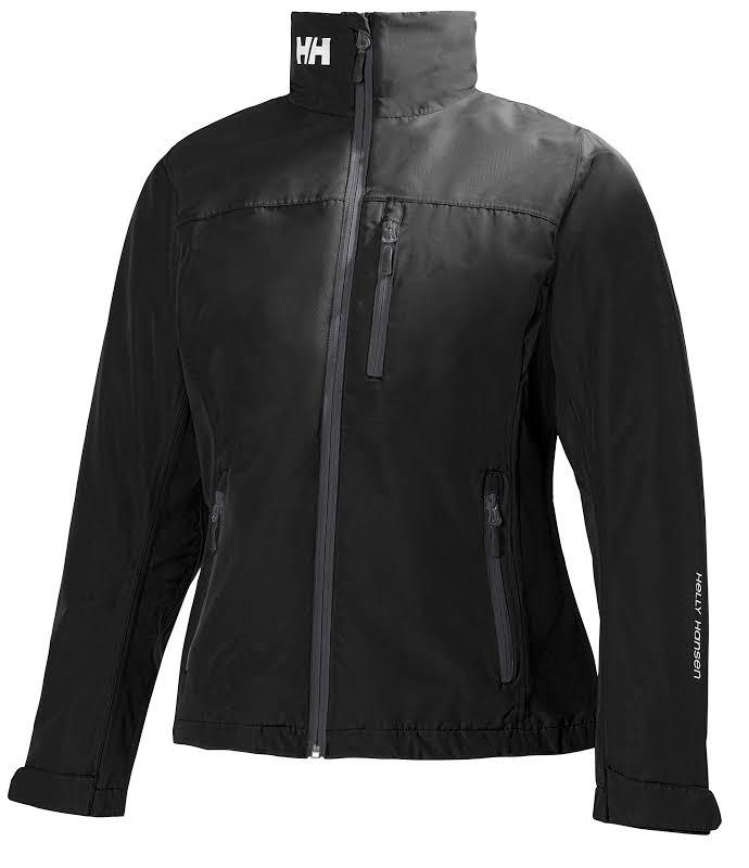 Helly Hansen Crew Midlayer Jacket 30317 Black L