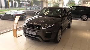 evoque land rover interior land rover range rover evoque 2016 2017 in depth review interior