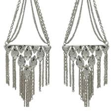 silver chandelier earrings 55 kendra jewelry silver mandy chandelier earrings