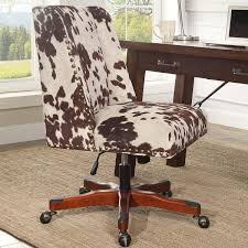 Alternative Office Chairs Linon 178404udm01u Draper Office Chair In Udder Madness Milk