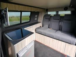 camper van layout vw campervan conversions flexible conversion options