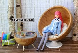 How To Make Modern Dollhouse Furniture Modern Miniatures By Dragondee