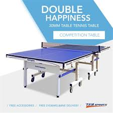What Is The Size Of A Ping Pong Table by Size Table Tennis Ping Pong Table