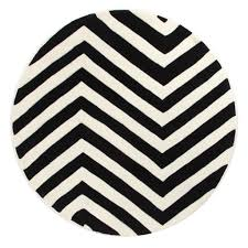 Black And White Modern Rugs Grace 622 Black White Modern Rug Rugtastic