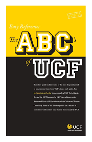 Ucf Resume Requirements For Ucf