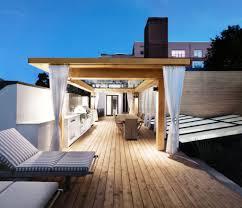 Deck Ideas Modern House Design With Roof Deck Designforlifeden In Roof Deck