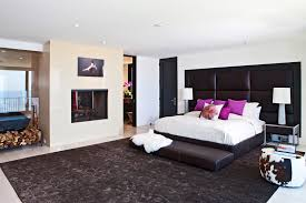 headboards king bedroom contemporary with large headboard built in