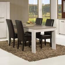 Table Avec Rallonge Pas Cher by Table A Manger Blanche Pas Cher Collection Et Table Salle à Manger
