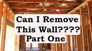 How To Remove Load Bearing Interior Wall Watch This Before Removing Interior Walls Or Making Door