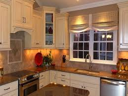 Skinny Kitchen Cabinet by Curtain For Kitchen Window Narrow Kitchen Decorating Design White