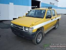 toyota truck hilux used toyota hilux japanesecartrade com