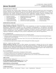 Good Objective For Resume Examples by Hr Generalist Resume Objective Sample