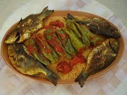 cuisine tunisienne poisson recette de plat principal mar9a sfaxia de la cuisine tunisienne