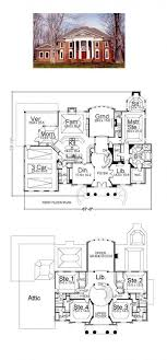 plantation floor plans antebellum design house southern living plans authentic home